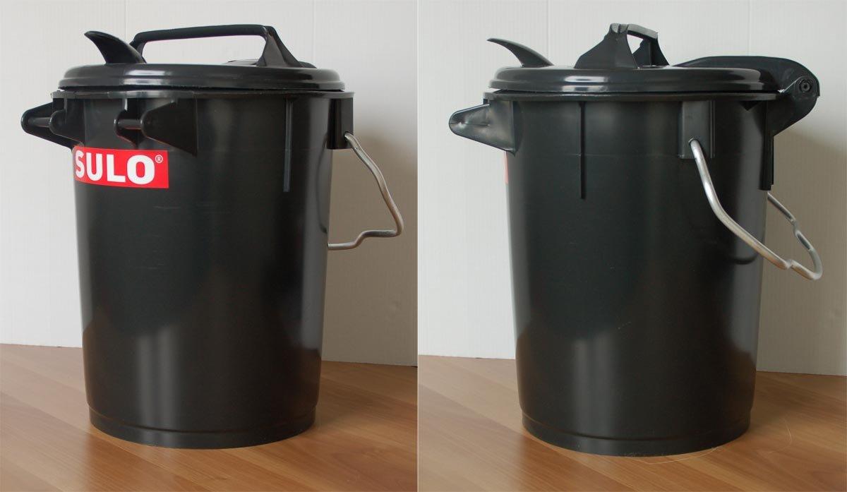 Müllbehälter SULO Abfalltonne Mülltonne 120 Liter UNBENUTZT versch. Farben
