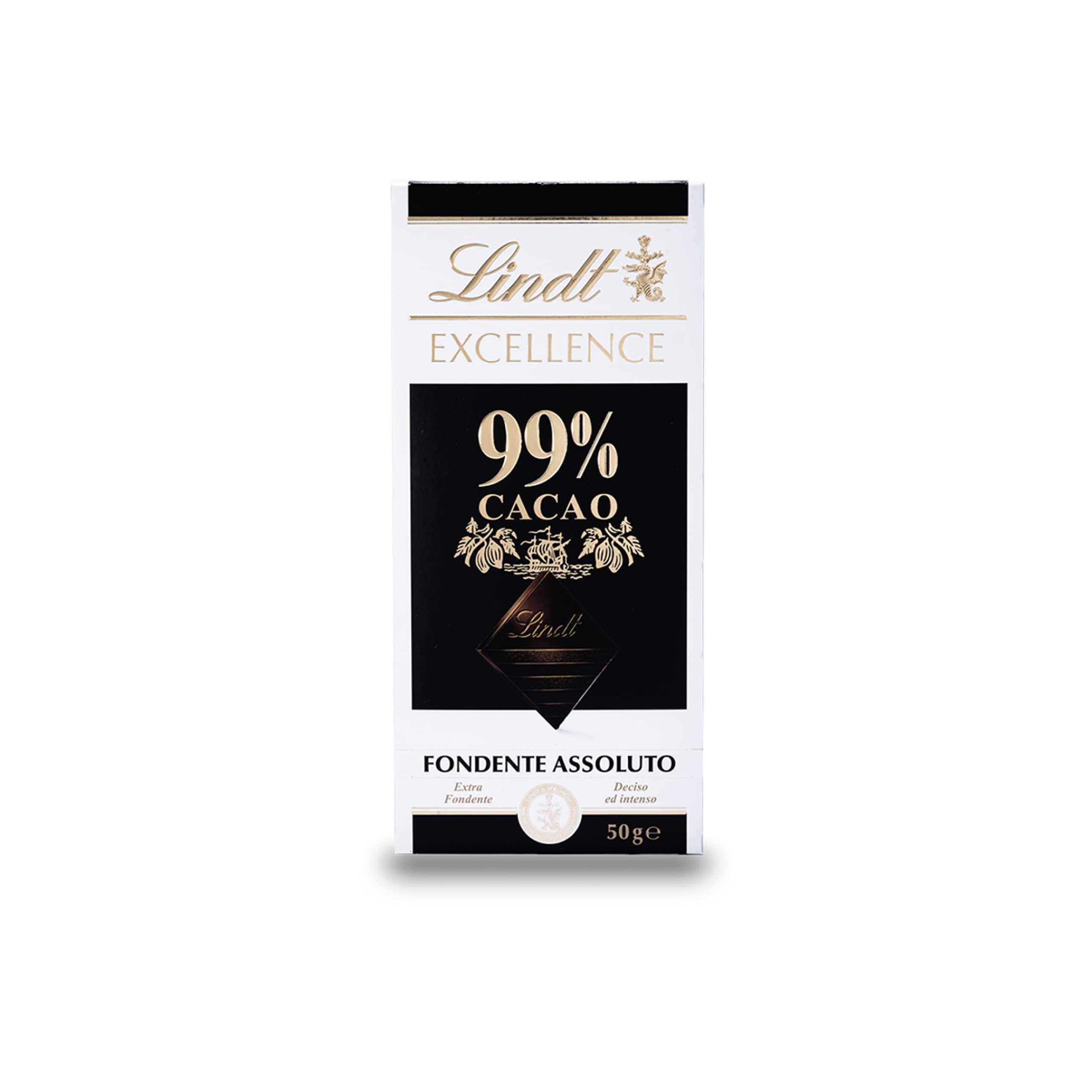 Lindt - Excellence - Dark 99% - 50g