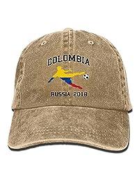 rouqianshangmao Denim Baseball Adjustable Strap Low Profile Plain Hats Outdoor Casquette Snapback Hats