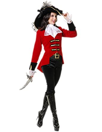 Adult costume halloween pirate sexy