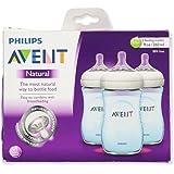 Philips Avent Natural Bottle 3pk - 9oz (Boy)