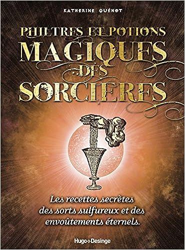 Book Philtres et potions magiques des sorcières