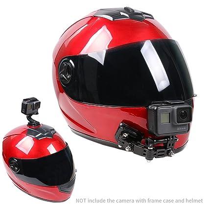Amazon Surewo Helmet Jaw Swivel Arm Mount And Adhesive Mounts
