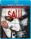 Saw: The Complete Movie Collection (3 Discos) [Blu-Ray]