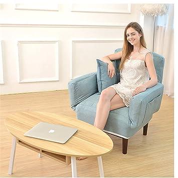 HHS Megan-FA Silla de sofá Plegable Sofá Cama Plegable ...