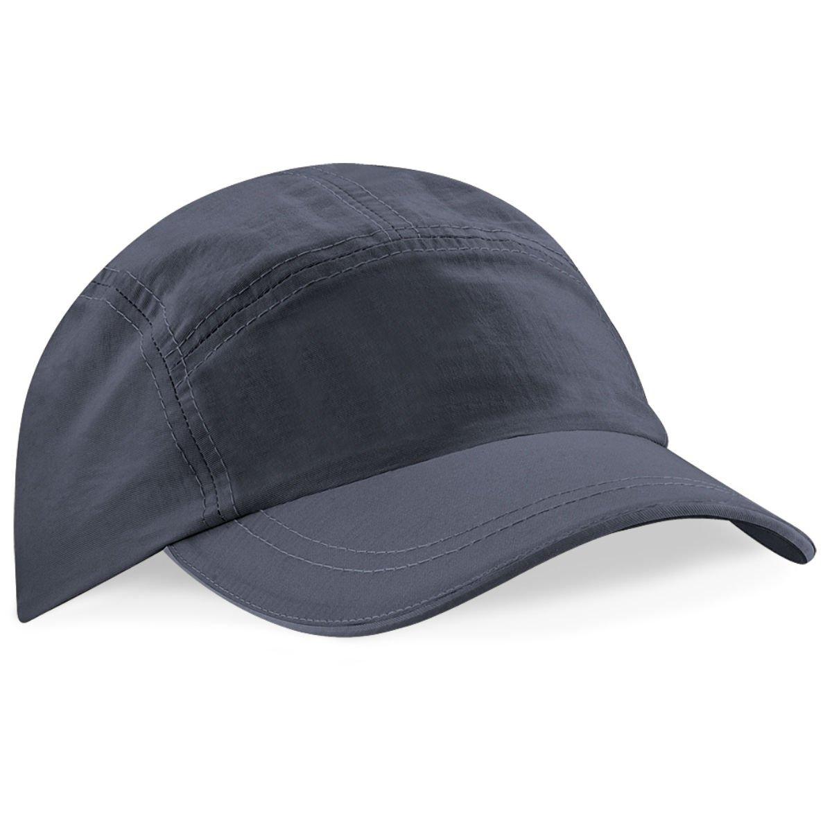 BEECHFIELD WATERPROOF 'PERFORMANCE' BASEBALL CAP HAT VISOR - 3 COLOURS Beechfield Headwear
