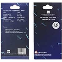 Thermalright Thermal Pad 12.8 W/mK, 85x45x1mm, Non Conductive Heat Resistance High Temperature Resistance, Silicone…