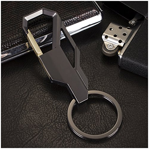 Key+Chain%2CKey+Ring%2CKey+Chain+with+Fshion+Design+Nickel+Color+by+Tesman+%28Nickel+black%29