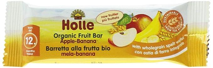 Holle Barritas Manzana & Plátano - 35 Barritas