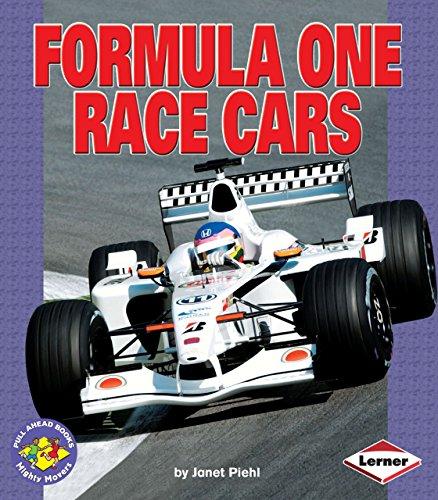 Formula 1 Race Car - Formula One Race Cars (Pull Ahead Books)