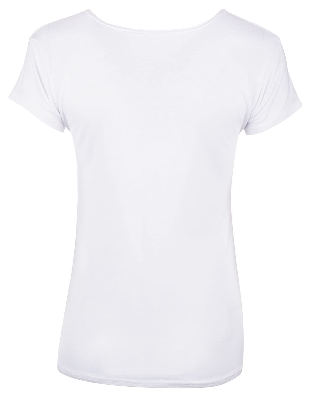 Tshirt Shirt Logoprint Damen T-Shirt Top Oberteil Guilty Mercy M L Mercy  Weiß  Amazon.de  Bekleidung 0ccfa4ec57