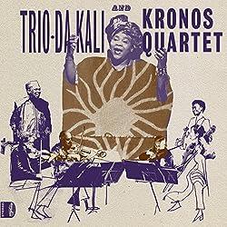 ~ TRIO DA KALI & KRONOS QUARTET (Artist)(1)Release Date: September 15, 2017 Buy new: $12.1936 used & newfrom$11.13