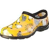 sloggers 女式花园系列防雨 & 花园鞋 Daffodil Yellow Size 8