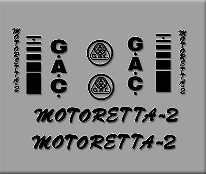 Ecoshirt G2-I07W-AOBH Pegatinas Bicicleta Motoreta R303 Stickers ...