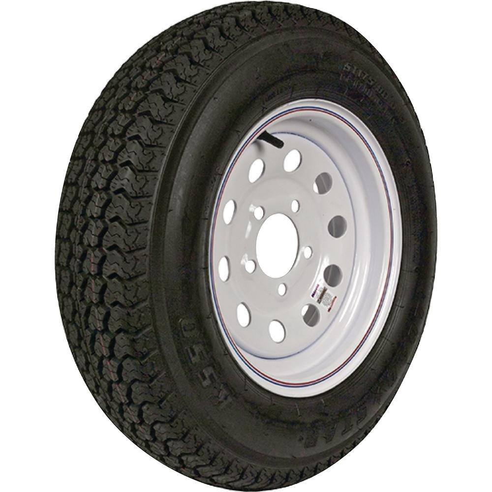 Loadstar Tires 3H380 205/65-10 c/4h galv k399 ldstr