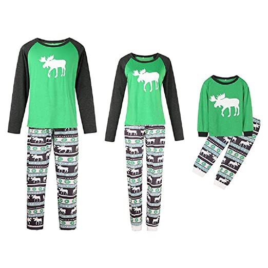 459e5bef1 Amazon.com  Matching Family Pjs Christmas Entire Family Jammies ...