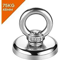 Master Magnetics TV629097/6,7/cm D base rotonda magnete
