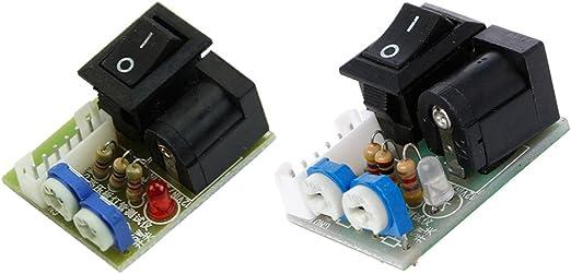 Lamdoo Mini 12V CCFL Inverter Tester Pantalla de computadora portátil Reparación de luz de Fondo Lámpara Test TV LCD: Amazon.es: Hogar