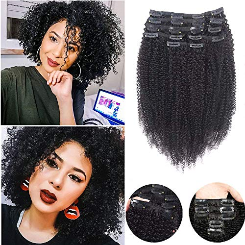 natural afro hair extensions - 7