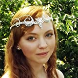 Arwen Evenstar Moon Tiara Circlet