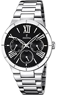 Festina Classic Ladies F16716/2 Wristwatch for women Classic & Simple