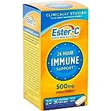 Ester-C 500 mg Coated Tablets 90 ea (Pack of 3)