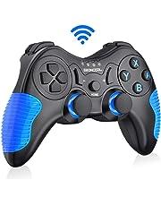 BEBONCOOL Controller per Nintendo Switch,Wireless Joystick per Nintendo Switch Pro Controller Gamepad Built-in Dual Motor con 6-Axis Somatosensory Regolabile Vibration Switch Controller Accessori