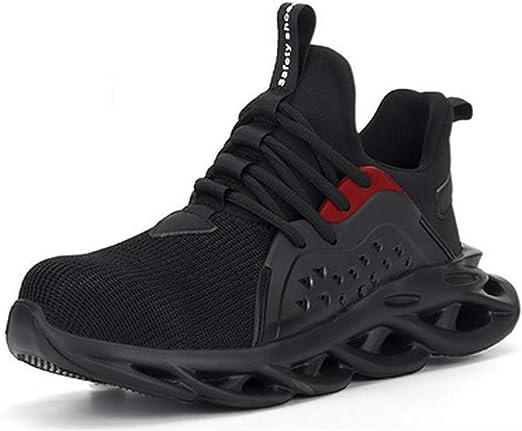 Amazon.com: AGYE Safety Shoes Men,Steel