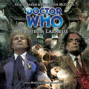 Doctor Who - Project: Lazarus Radio/TV Program