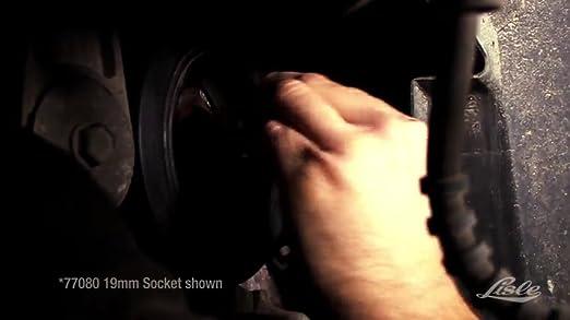 Lisle 77100 21mm Harmonic Balancer Socket/