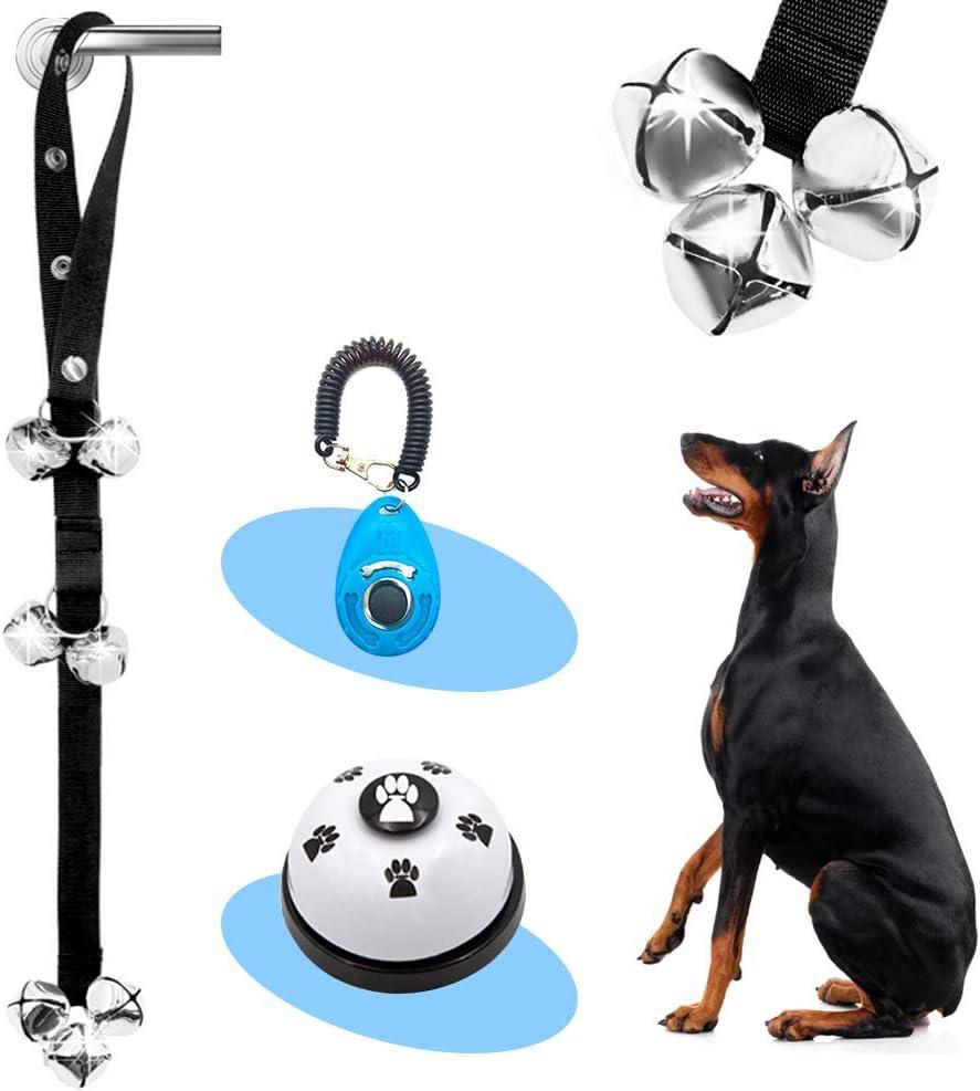 Kit Timbre Entrenamiento Para Perros y Gatos