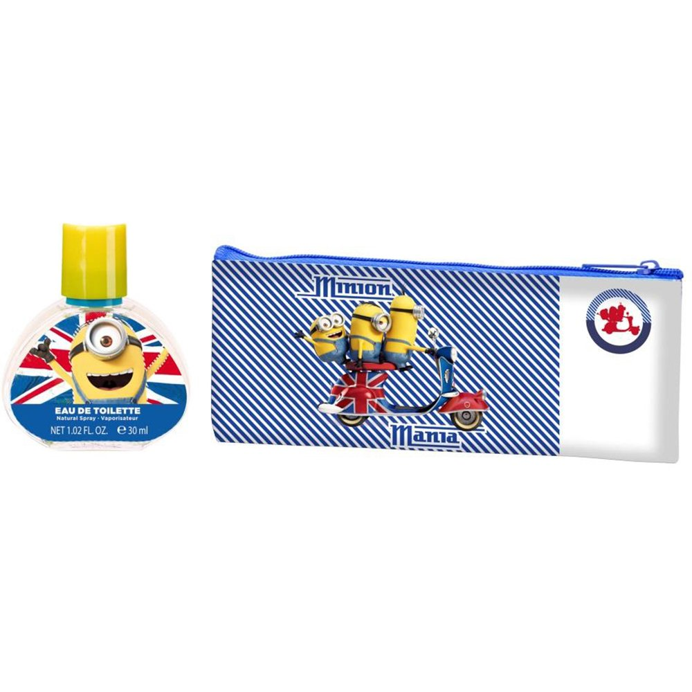 Amazon.com : Minions for Kids, 2 Piece Gift Set with Metal Box : Beauty