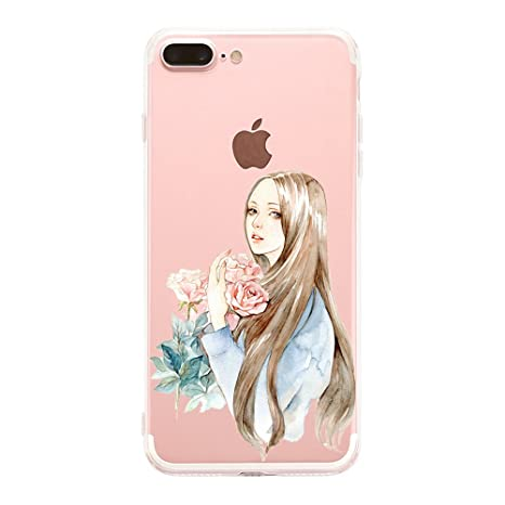 coque fille pour iphone 7