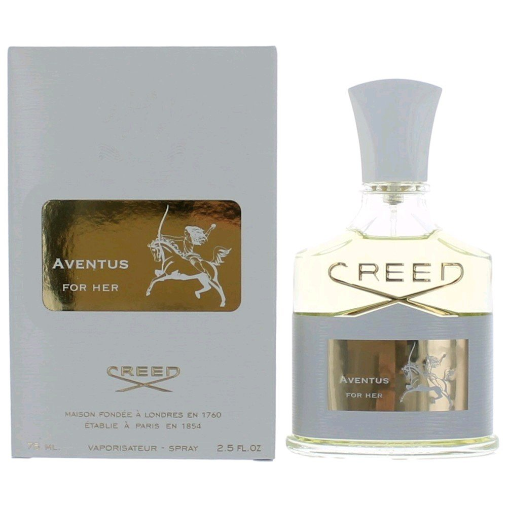 Creed Aventus For Her Eau de Parfum Spray 2.5 Oz / 75 ml New in Box