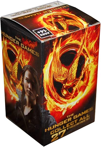 The Hunger Games Collectible Figure unique Figurine aléatoire