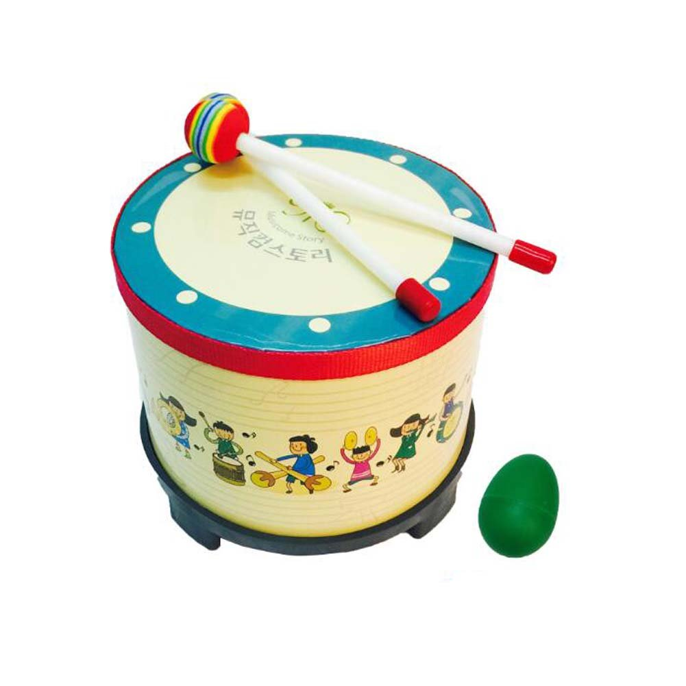 East Majik Percussion Floor Drum Children Gift#000