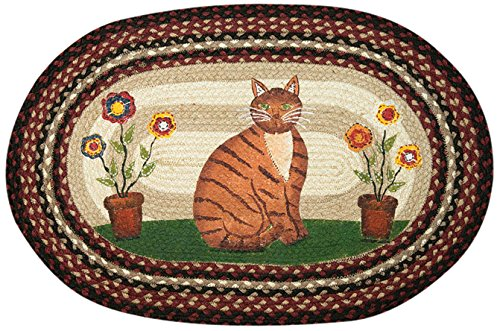 Earth Rugs 65-344FAC Rug, 20 by 30