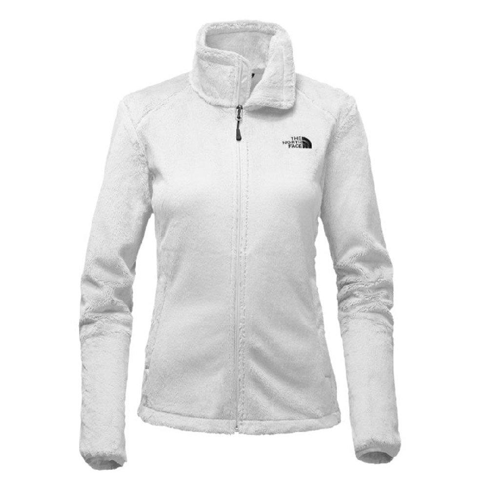 The North Face Women's Osito 2 Jacket Tnf White/Tnf Black (Prior Season) Outerwear