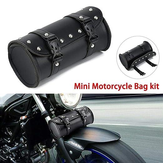 dianhai306 Motorcycle Box Tank-Top Saddle Bag Tool Bag Waterproof Motorbike Saddle Bag Panniers Luggage Box Large Capacity Motorcycle Tail Package