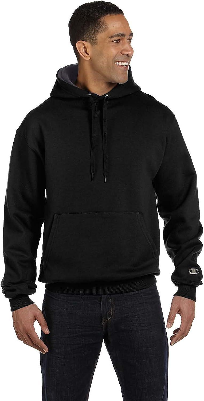 Cotton Max Hooded Sweatshirt S171 Champion