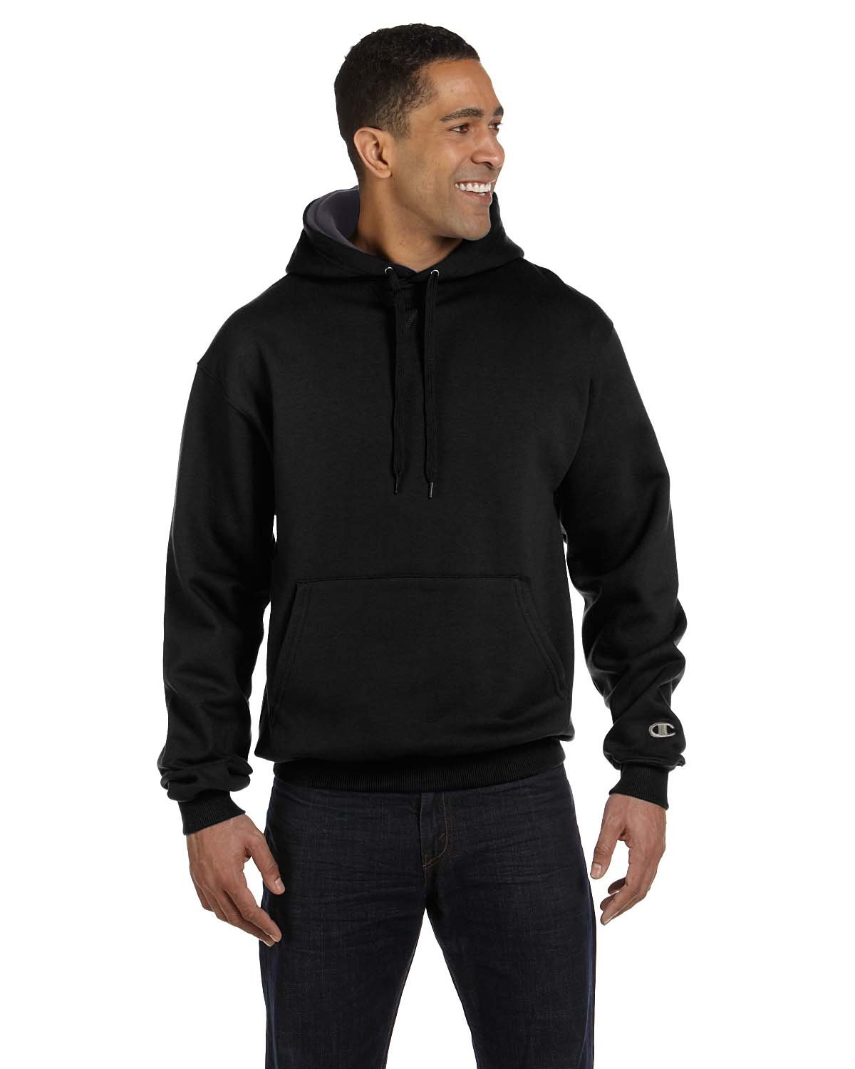 Champion for Team 365 Cotton Max 9.7 oz. Pullover Hood at Amazon Men's  Clothing store: