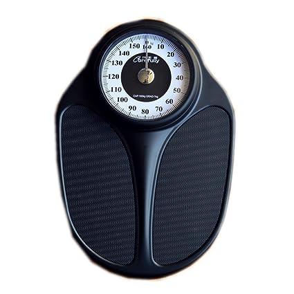 JTHKX Hogar Preciso Básculas de Peso Balanzas mecánicas Básculas de Cuerpo Punteros Básculas de Baño Electrónica