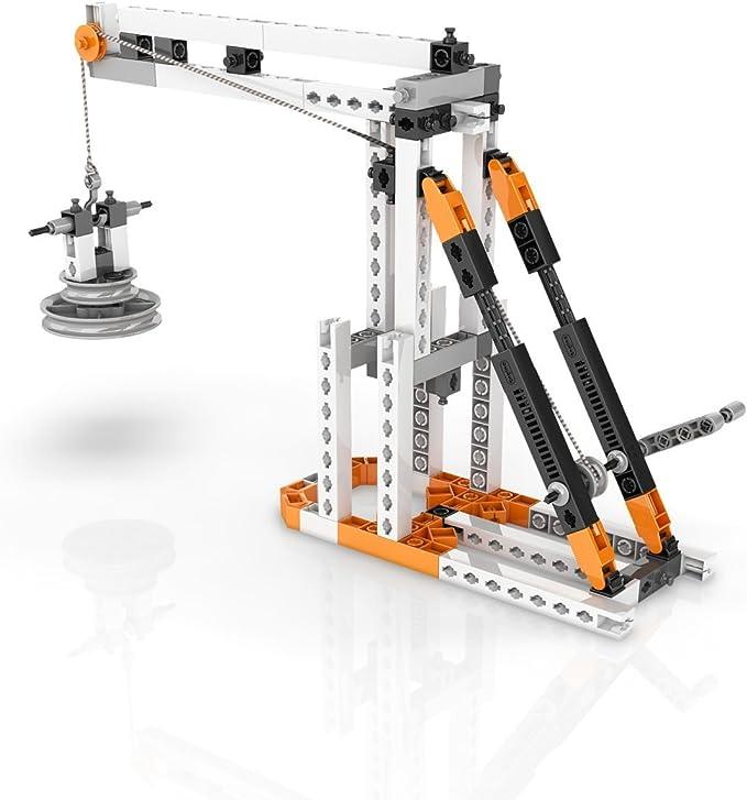 Engino Motor Stem Mechanics Cams and Cranks Set: Amazon.es ...