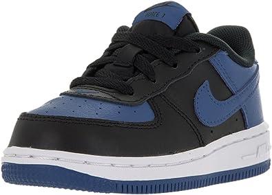 air force 1 niños blanco negro