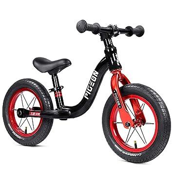 WYFDM Coche para niños sin Pedal, Bicicleta de Pedales, Scooter ...
