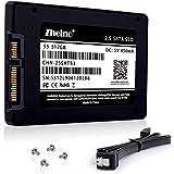 Zheino S3 SSD 512GB 内蔵2.5インチ 7mm 3D Nand 採用 SATA III 6Gb/s 3年保証
