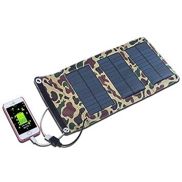 A&Dan Cargador Solar Plegable para Teléfonos Inteligentes ...