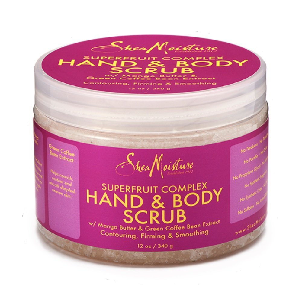 SheaMoisture 12 oz SuperFruit Complex Hand & Body Scrub