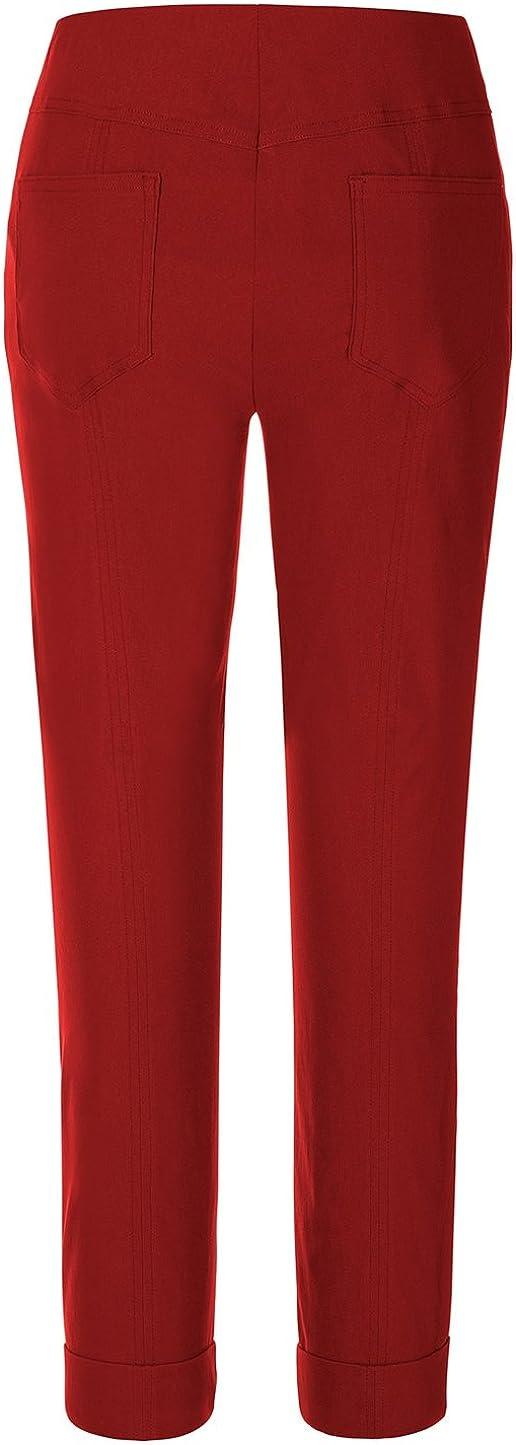 Stehmann Pantalon Femme Campari