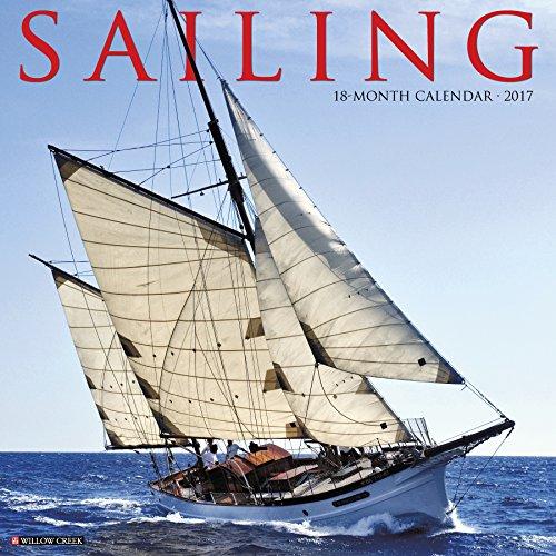 Sailing 2017 Wall Calendar